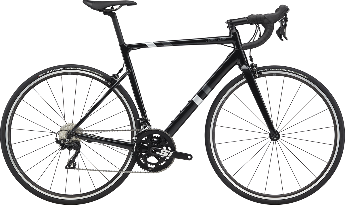 Cannondale CAAD13 105 2020 - sort