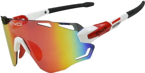 EKOI Premium 70 Cykelbriller - Lotto Scudal
