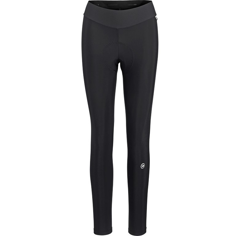 Assos UMA GT Summer Half Tights EVO Cykelbukser (u. pude)  - Sort