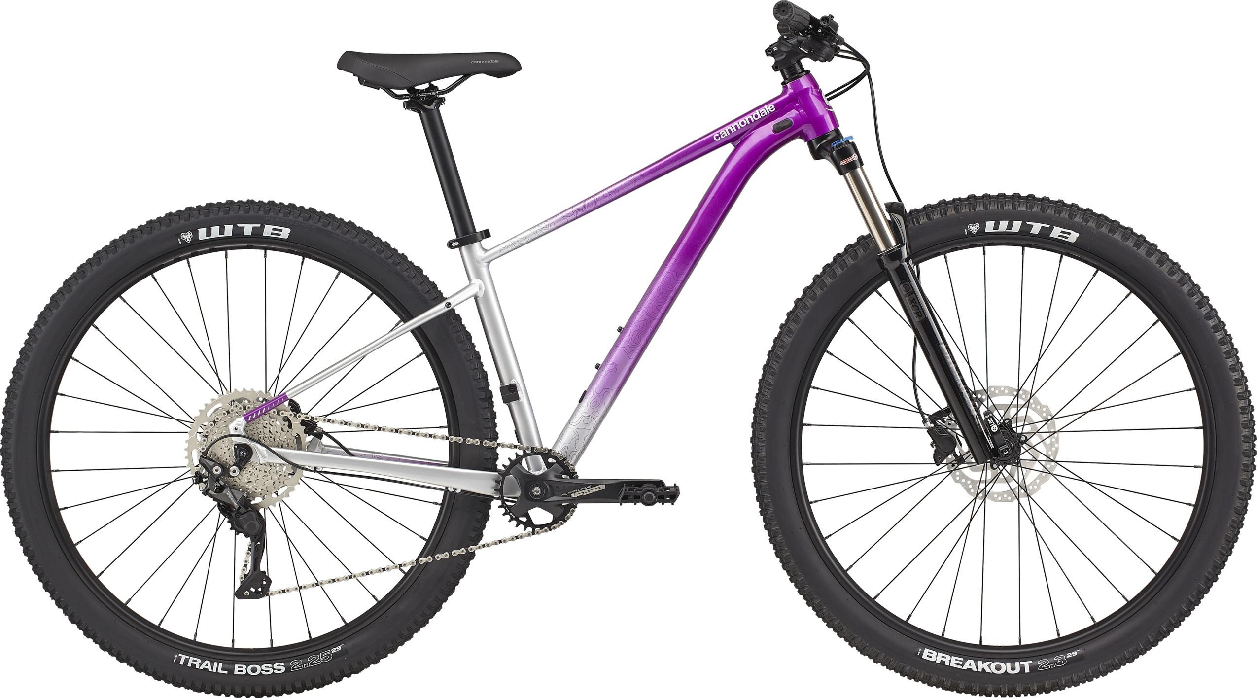 Cannondale Trail Women's SL 4 2021