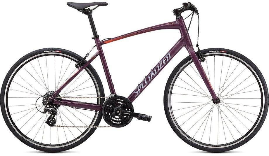 Specialized Sirrus 1.0 Herre 2021 - Lilla Cykler > Herrecykler