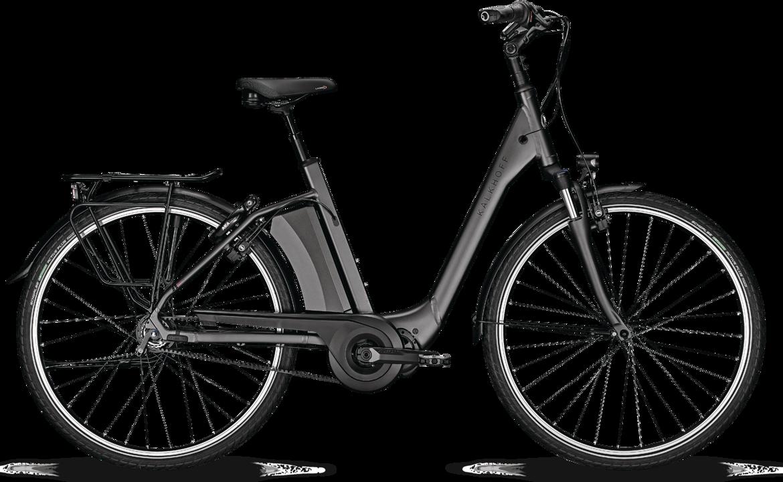 Kalkhoff Kalkhoff Agattu 3.S Excite Dame 2020 - Sort Cykler > Elcykler