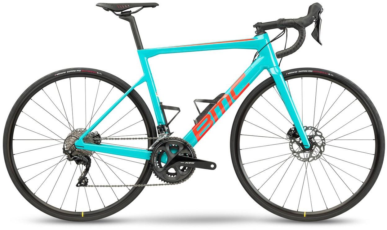 Bmc Bmc Teammachine Slr Four 2021 Cykler > Racercykler