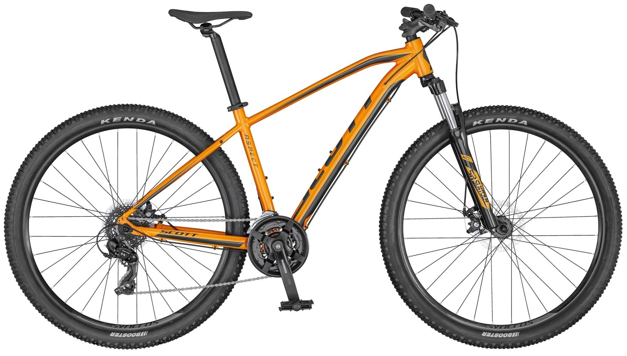 Scott Aspect 970 2020 - orange