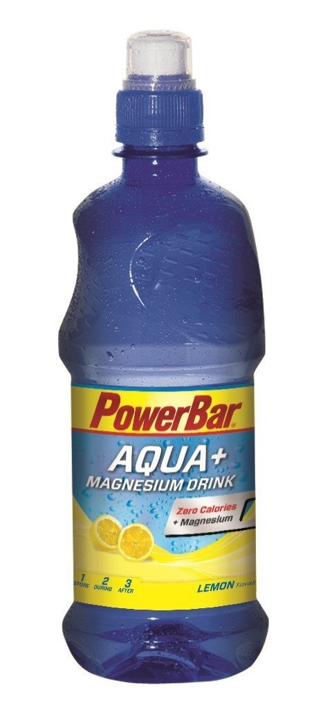 PowerBar Aqua+ Magnesium - Lemon 500ml