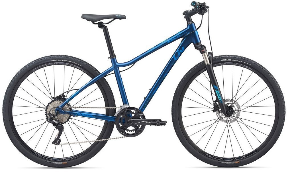 Giant Liv Rove 1 Disc Dd 2020 Cykler > Damecykler