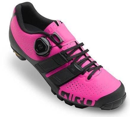 Giro Sica Techlace Cykelsko - Pink