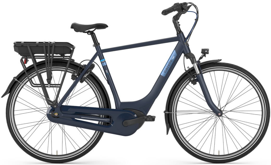 Gazelle Paris C7 HMB Herre 7g 2020 - blå