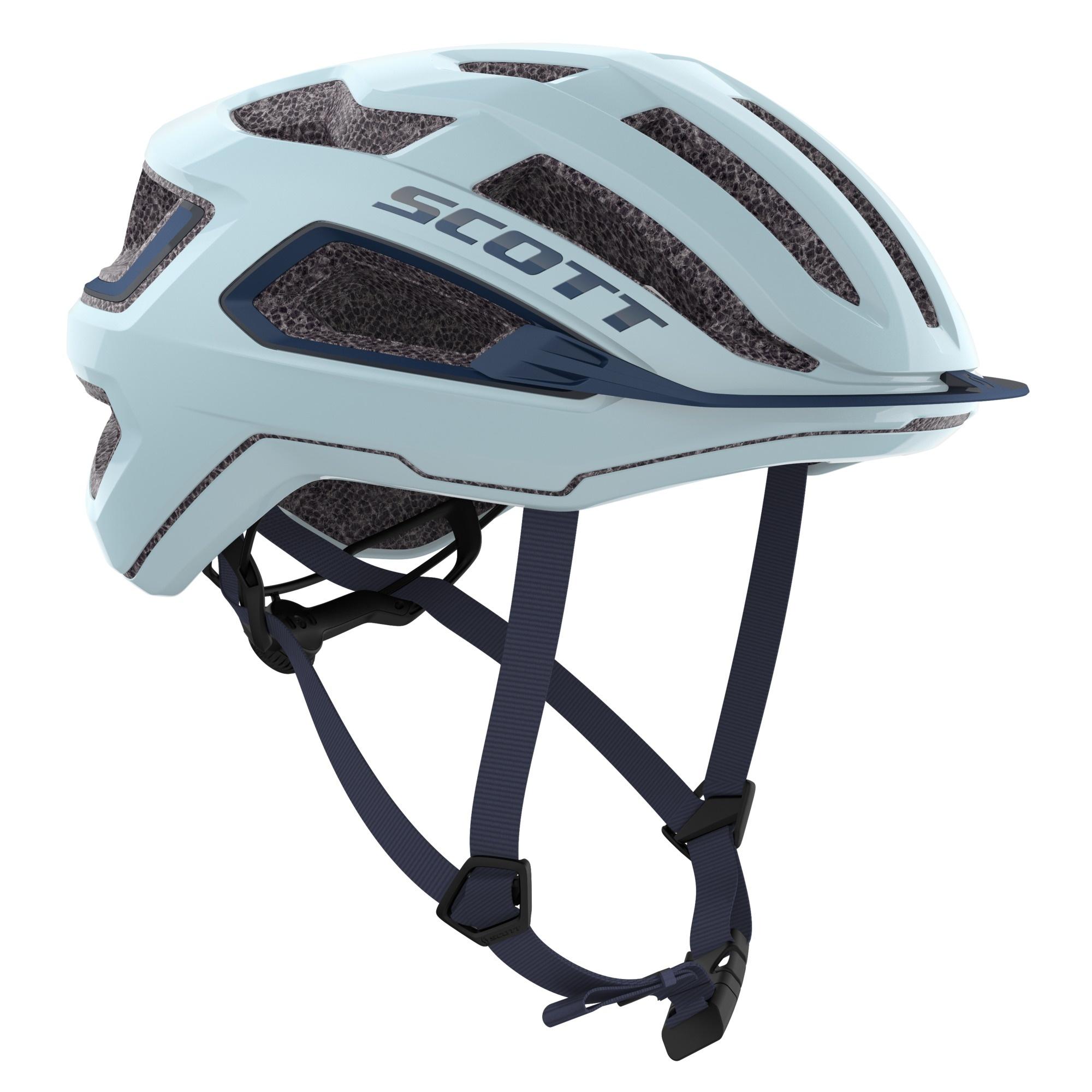 Scott Scott Arx Hjelm - Blå Beklædning > Cykelhjelme