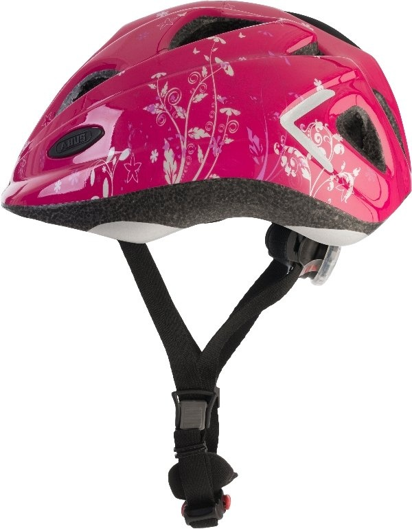 Abus - Super Chilly Garden | bike helmet