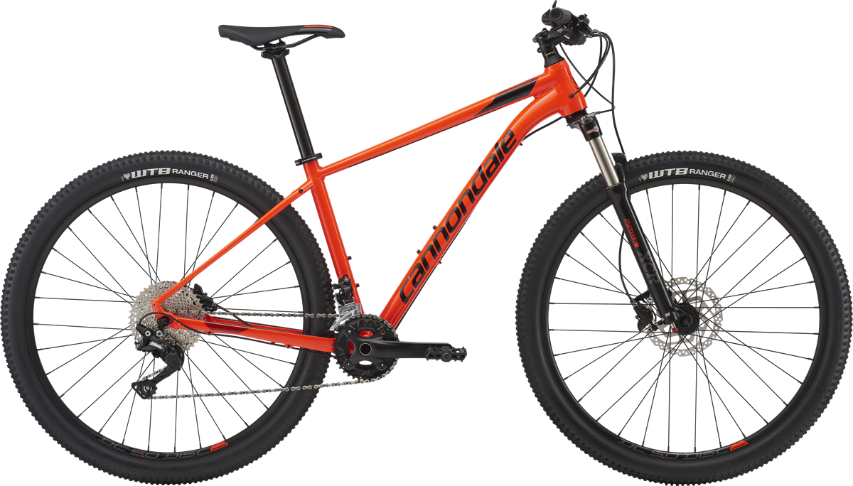 "Cannondale Trail 5 29"" 2019 - rød"
