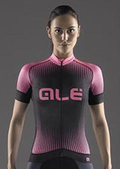Alé Graphics PRR SM Slide Antracite - Black-Grey - XXXXXL, Black-Grey | cykeltrøje