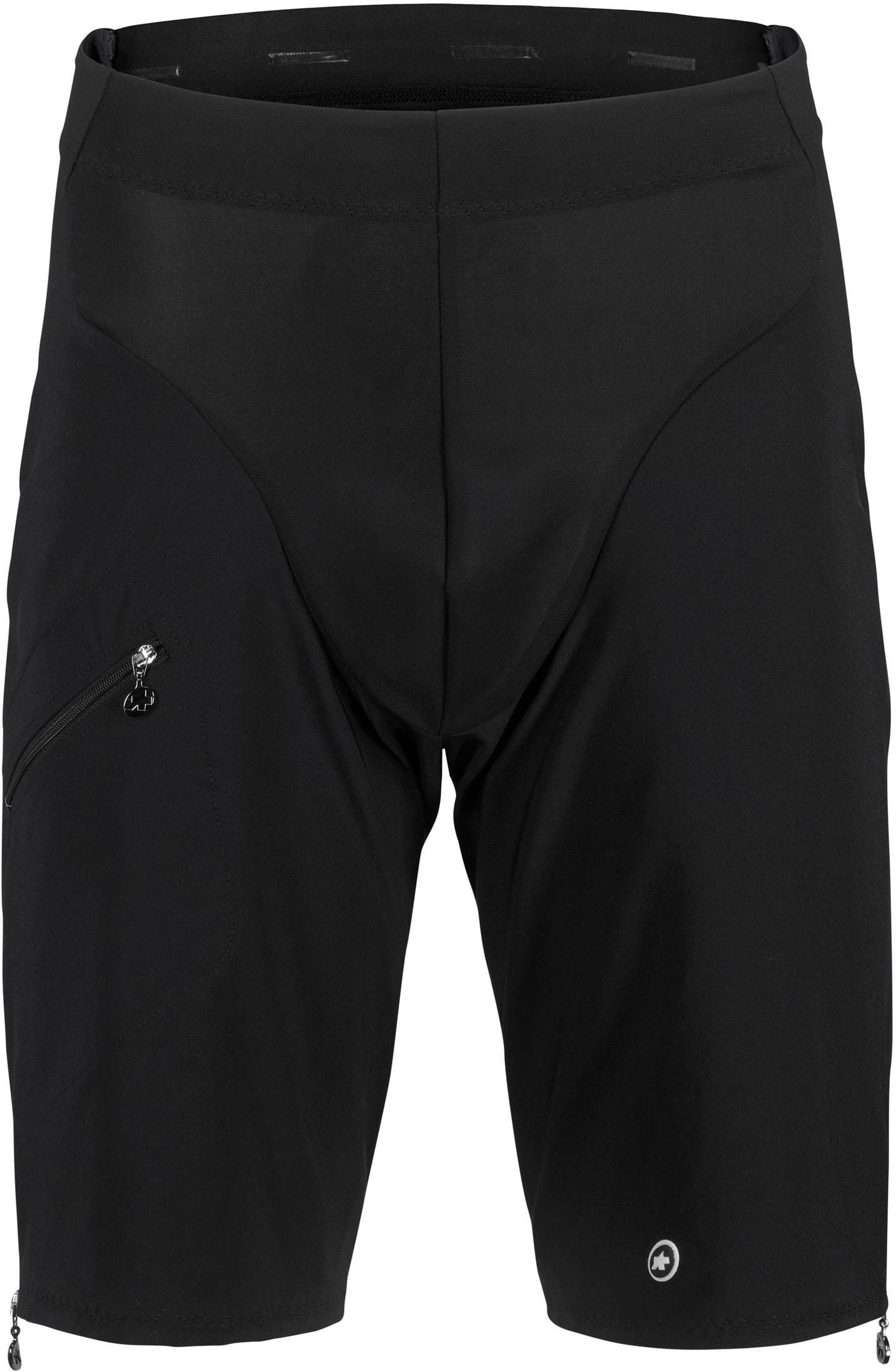 Assos RALLY Cargo Shorts MTB - Sort