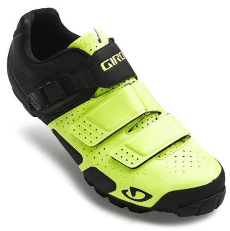 Giro Sko Code VR70 - Gul