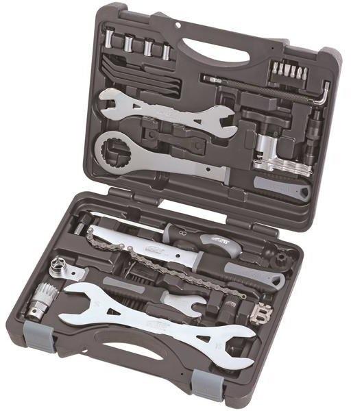 SuperB Biketools Værktøjssæt 36 dele - Premium