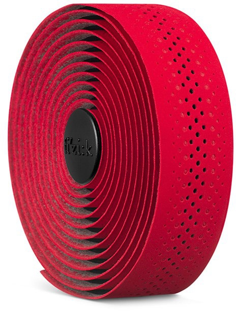 FIZIK Bar tape Tempo Microtex Soft, 3 mm - Rød