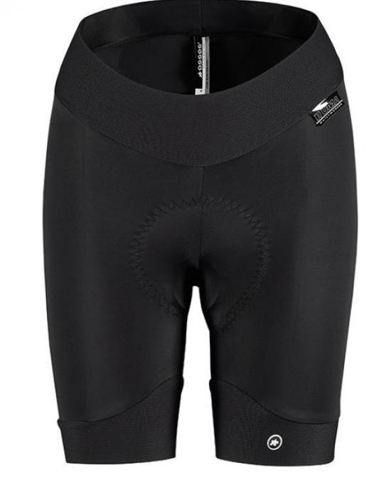 Assos Dame Cykelbukser UMA GT Half Shorts - sort
