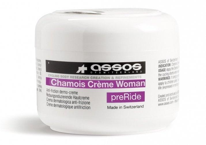 Assos Chamois Crème 75 ml buksefedt til kvinder
