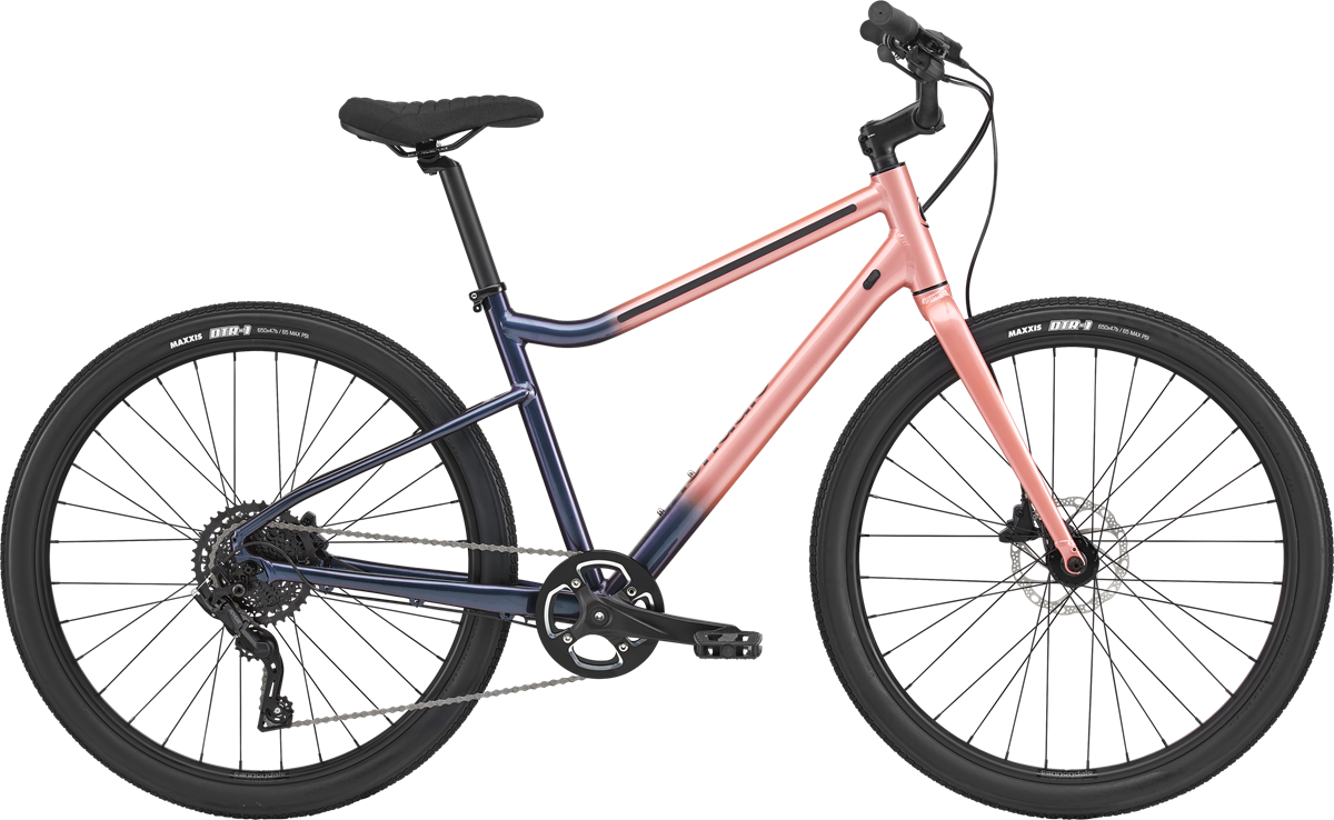 Cannondale Treadwell 2 2020 - Pink/Blå