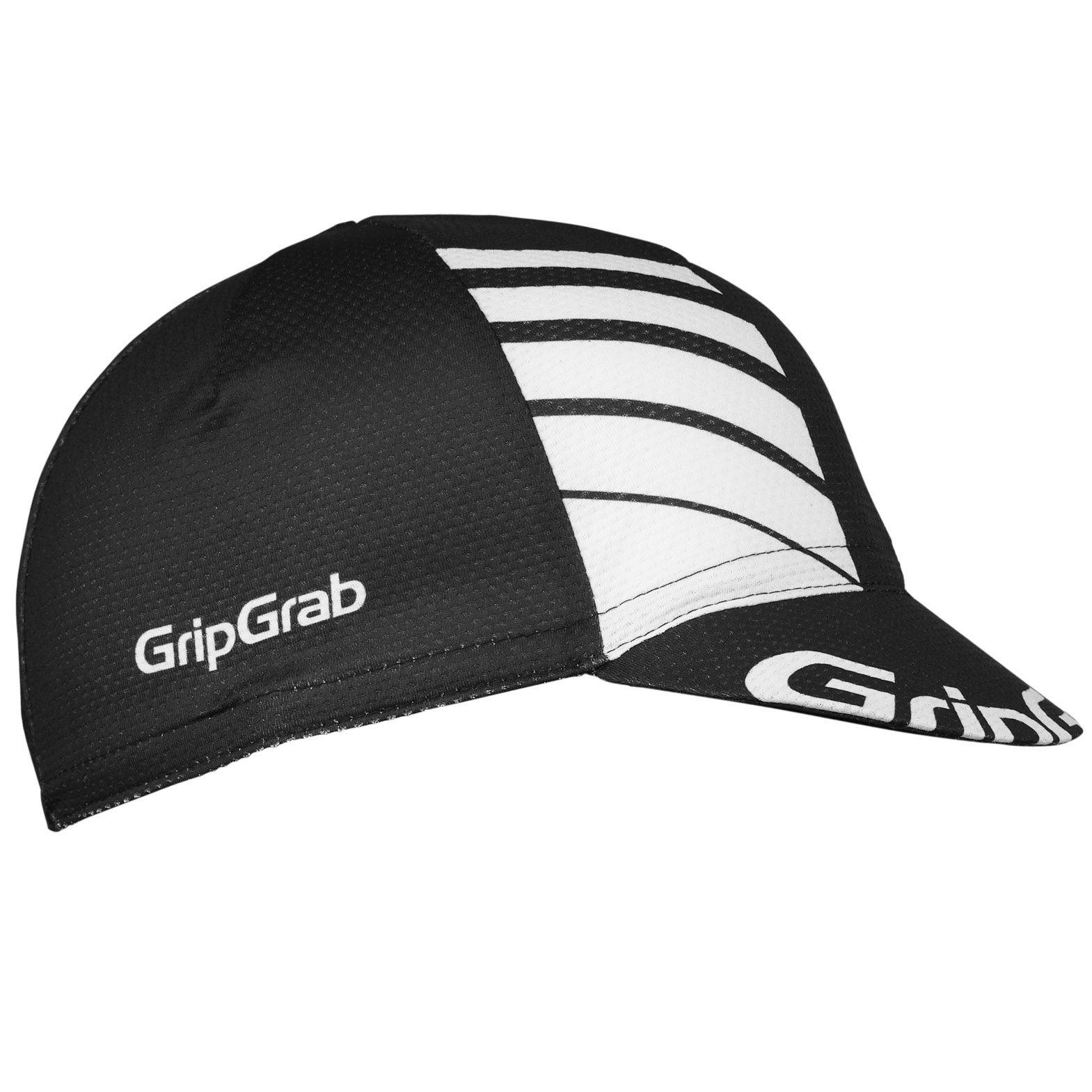 GripGrab Summer Cycling Cap Letvægts - Sort