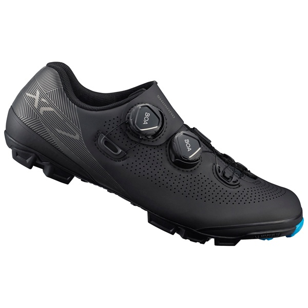 Shimano XC701 MTB SPD - Sort  »  Shoe Size: 46