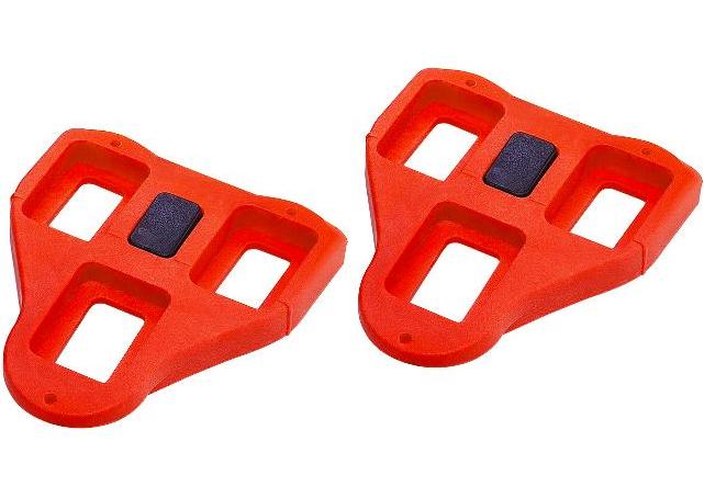Klamper til spinning (Look Delta) - inkl. skruer og plader