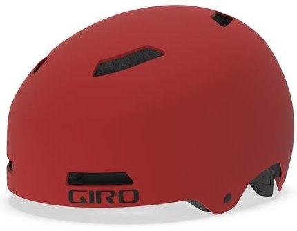 Giro Quarter Fs - Rød Beklædning > Cykelhjelme