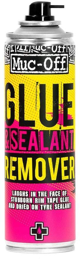Køb Muc-Off Glue Remover – 750 ml (Tubeless & Lim fjerner)