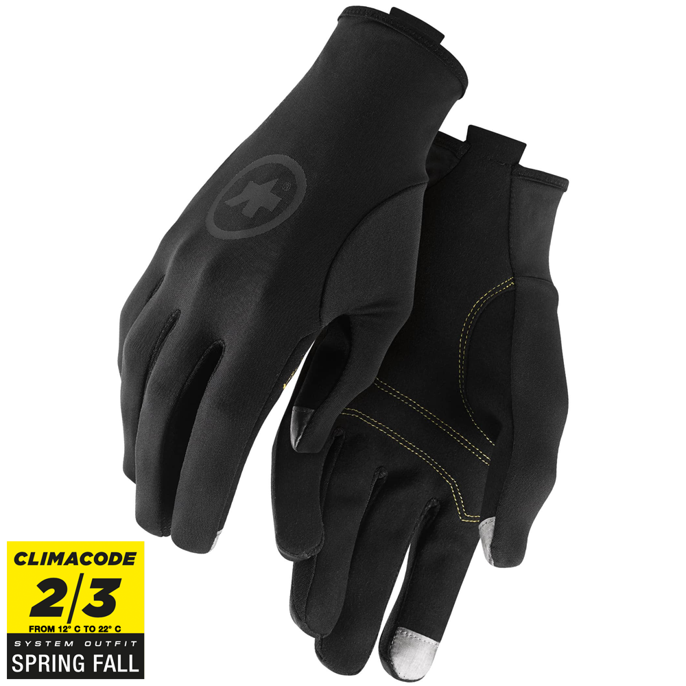 Assos Cykelhandske Spring/Fall Handske