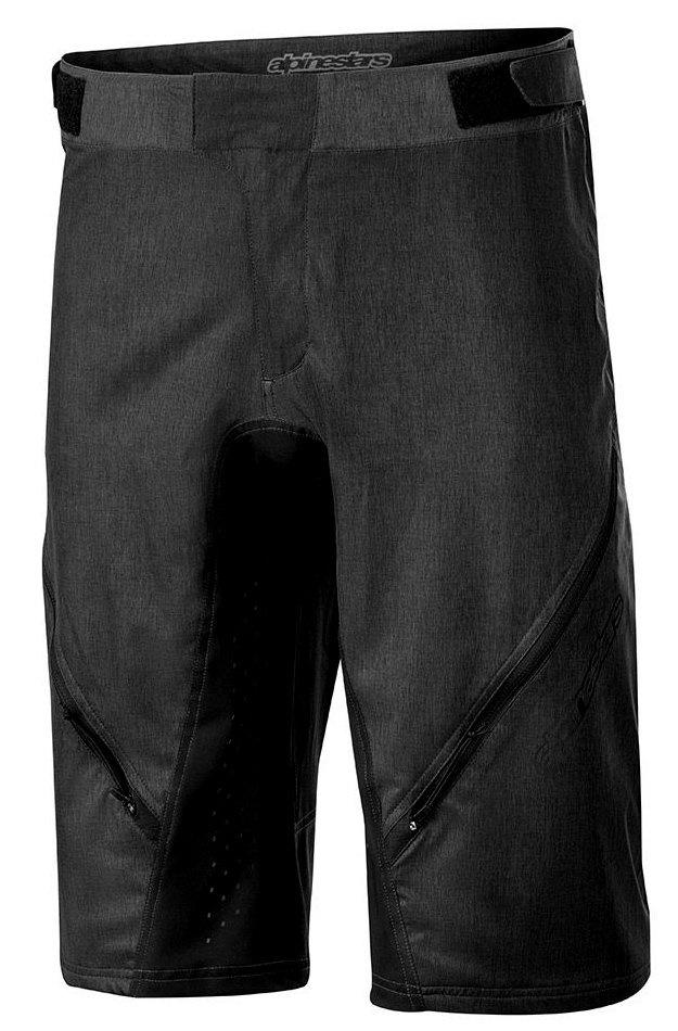 AlpineStars Bunny Hop Shorts MTB Shorts, sort/grå