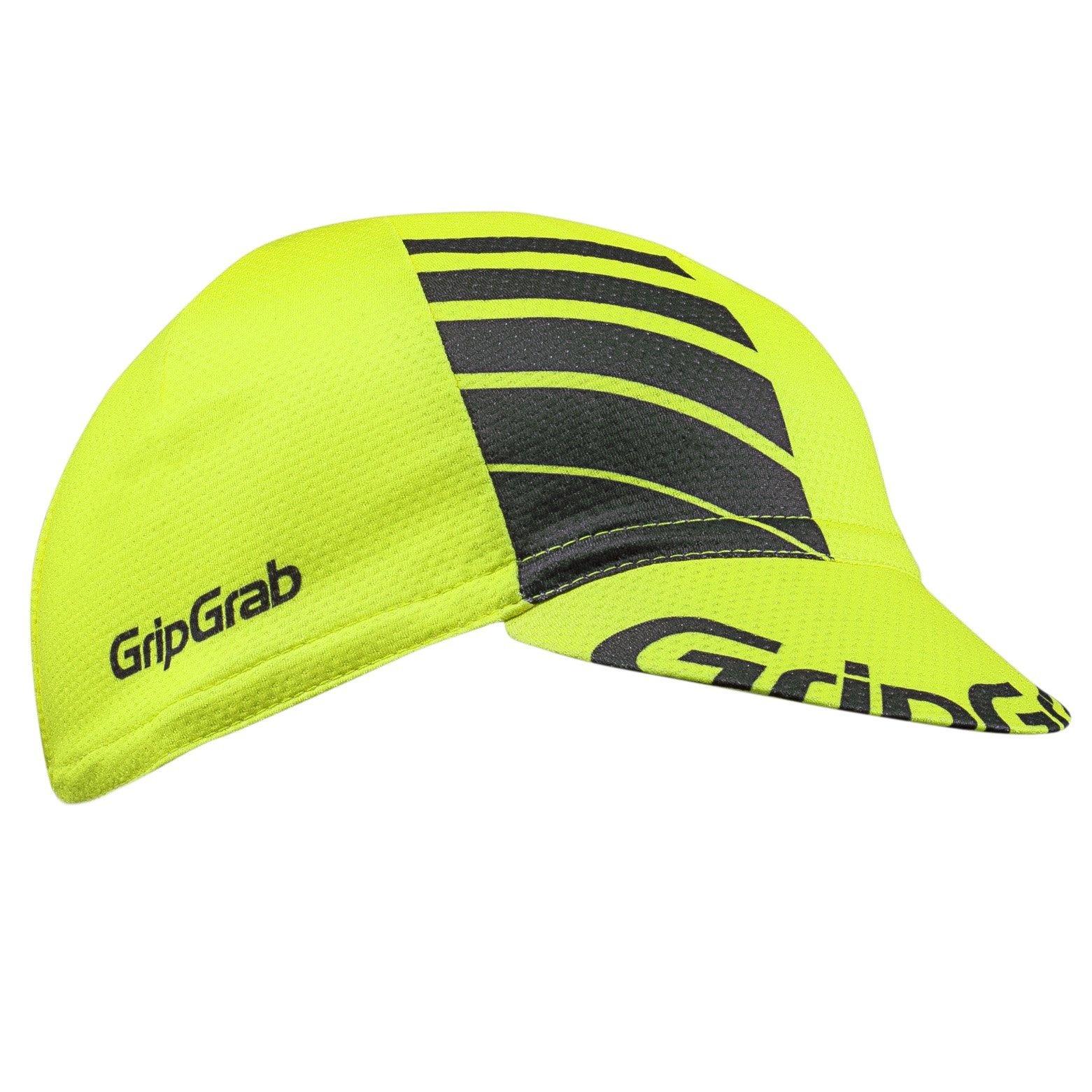 GripGrab Summer Cycling Cap Letvægts - Hi-Vis