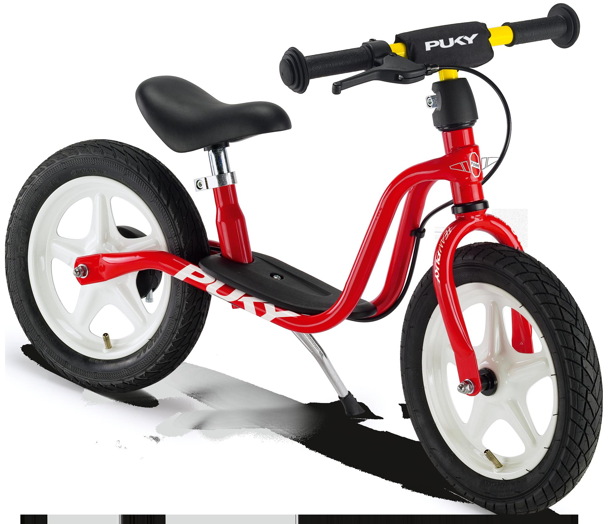 Puky LR 1L BR Løbecykel - Rød