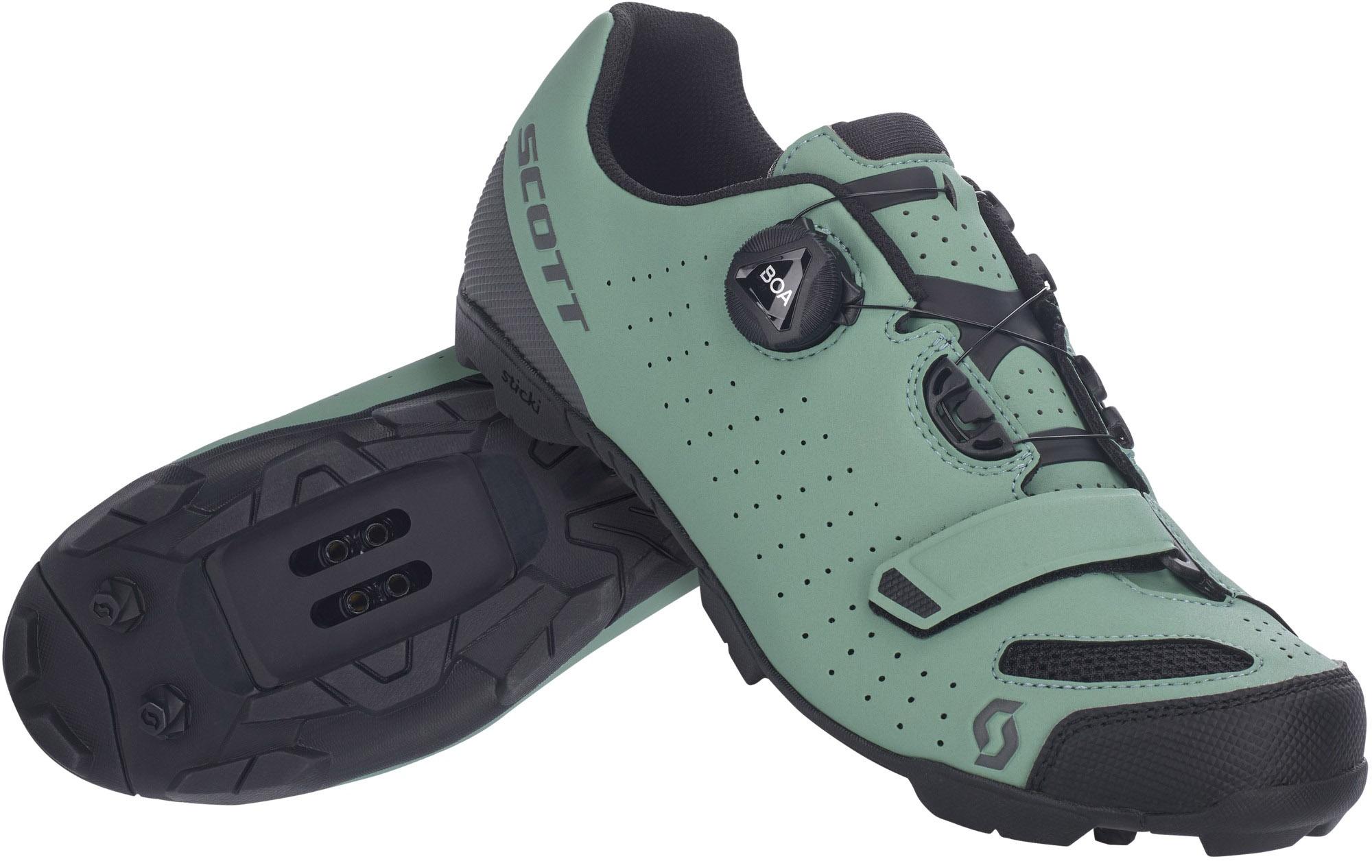 SCOTT MTB Comp BOA Cykelsko - Grøn