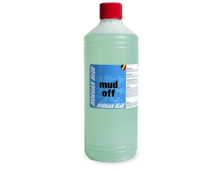 Morgan Blue Mud off Cleaner - 1000ml | rengøring og smøremidler