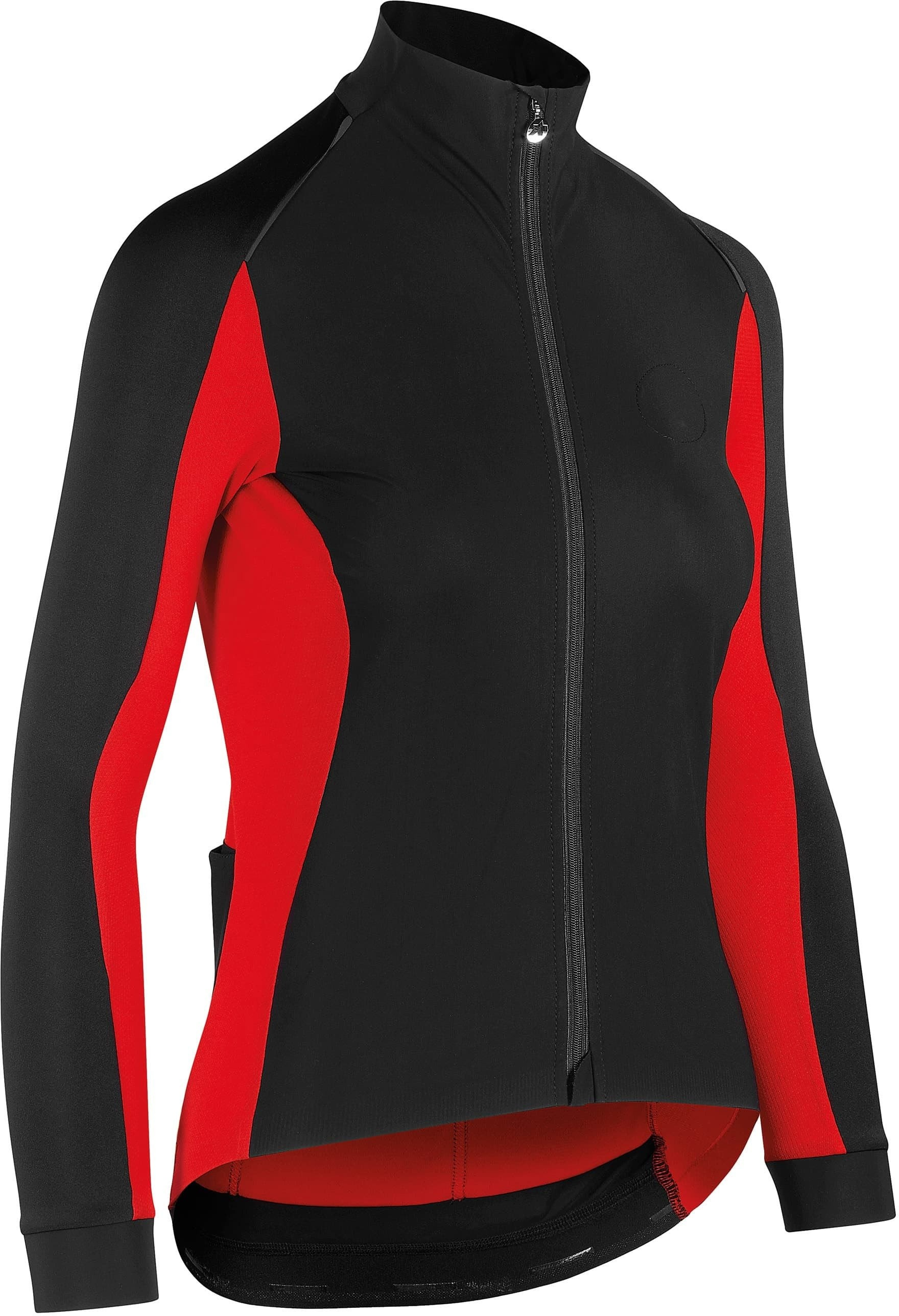 Assos Jakke Tiburu Laalalai Women's Jacket - sort/rød