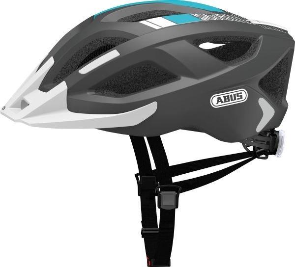 Abus Aduro 2.0 Hjelm, Race Grey