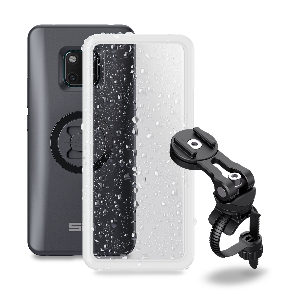SP Connect Bike Bundle II Telefonholder - Huawei Mate 20 Pro