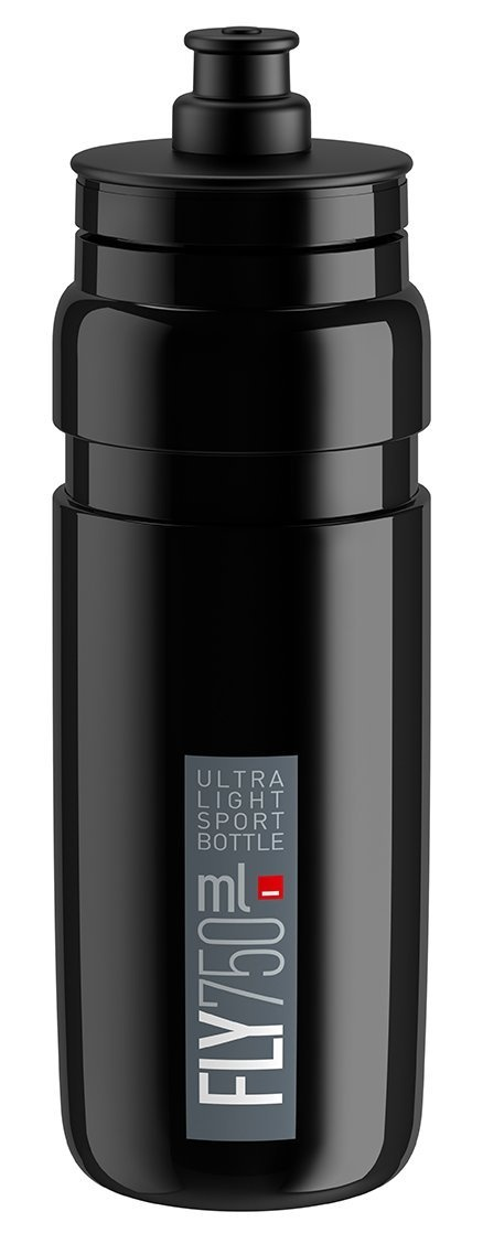 Elite FLY Ultra Light Drikkedunk Sort 750ml