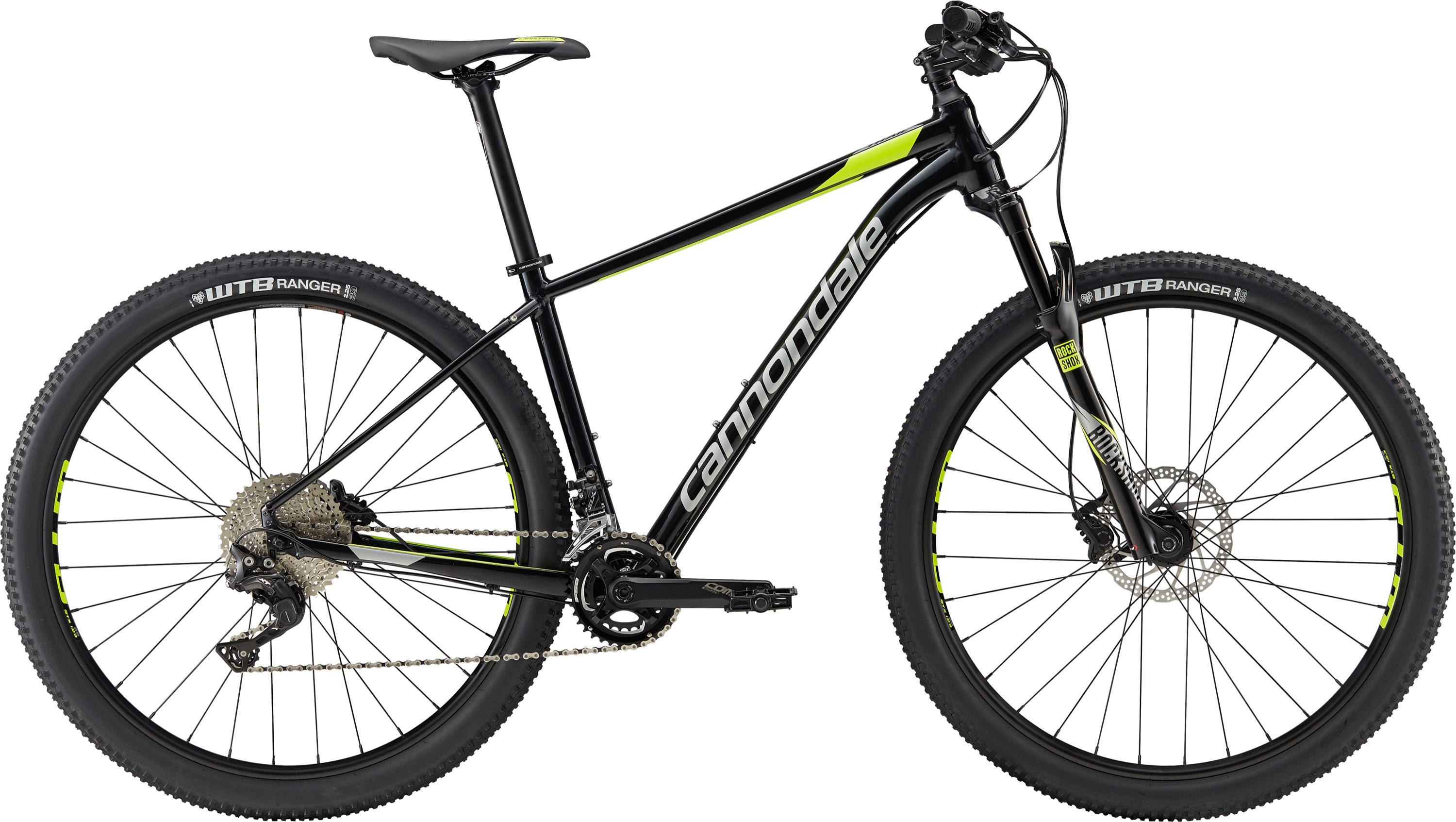 "Cannondale Trail 2 29"" 2019 - sort"