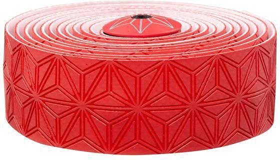 Supacaz Styrbånd Super Sticky KUSH - Rød