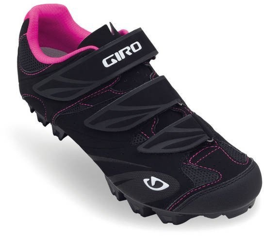 Giro Riela MTB Woman - sort/pink
