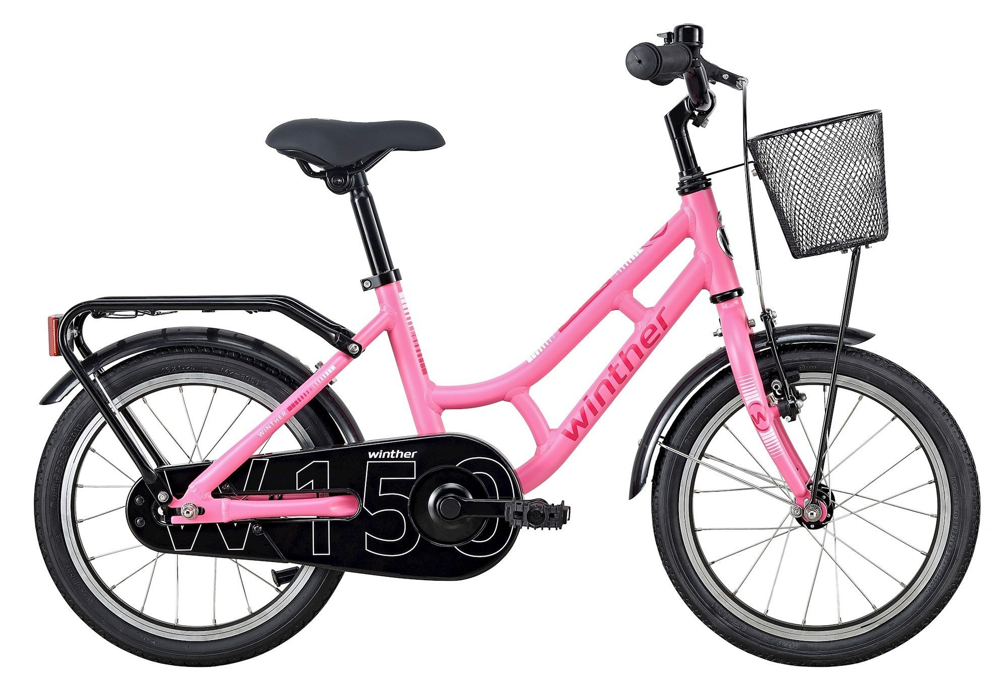 """Winther 150 16"""" Pige 1g 2020 - Pink"""