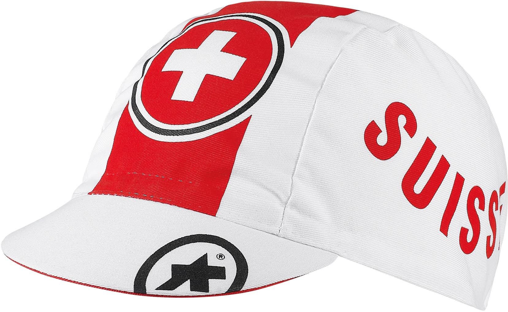 Assos Suisse Fed Cap Kasket - Hvid