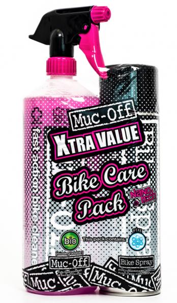 Muc-Off Bike Care Duo Kit