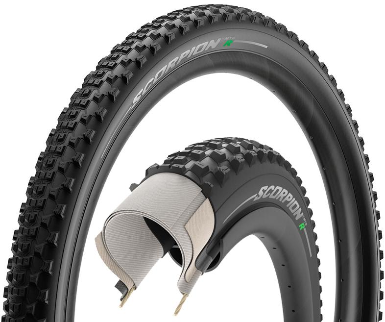 Pirelli Scorpion Rear 29x2.2 / 29x24. MTB dæk