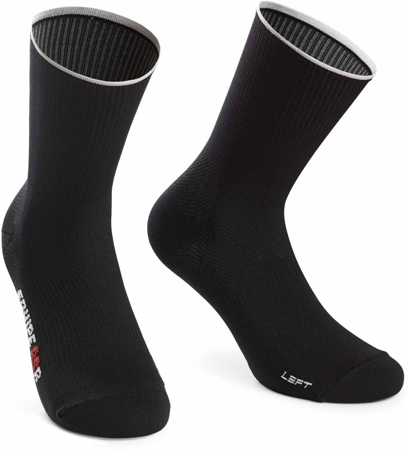 Assos RSR Socks Race Sokker - Sort