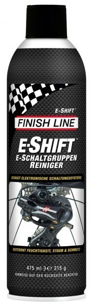 Finish Line E-Shift Geargruppe Cleaner 475ml