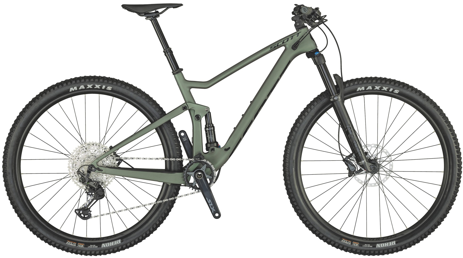 Scott Spark 930 2021 Cykler > Mountainbikes