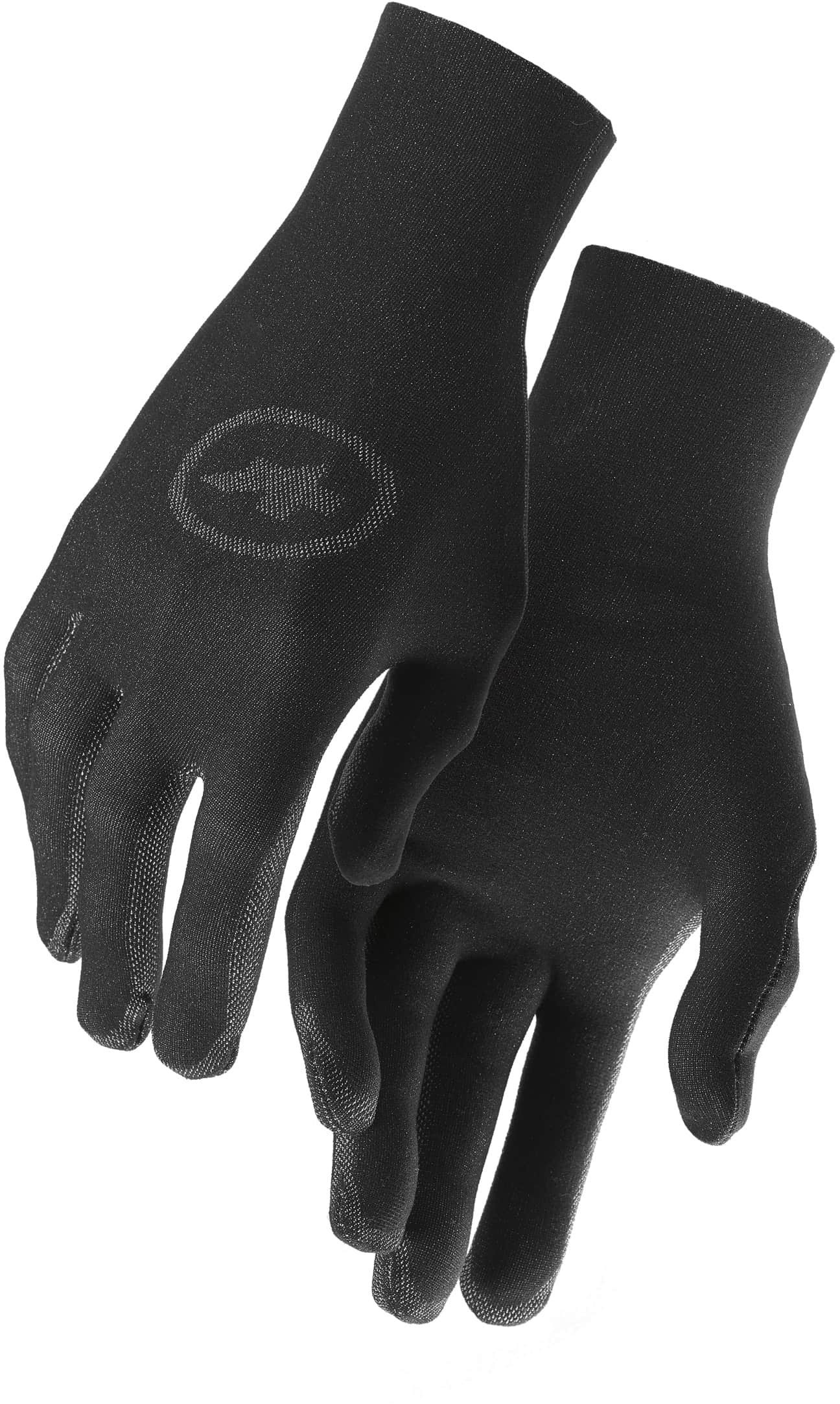 Assos ASSOSOIRES Spring Fall Liner Gloves Cykelhandsker - Sort