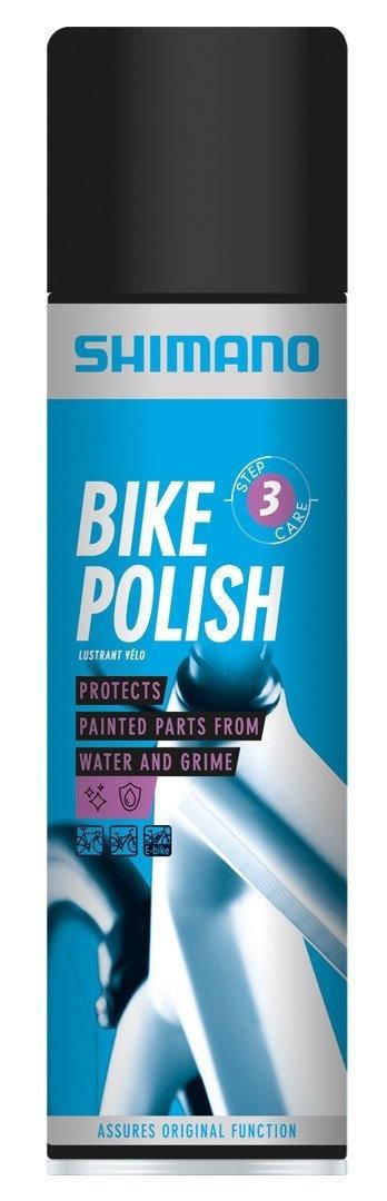 Køb Shimano Bike Polish spray 200 ml.